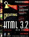 Creating Cool Html 3. 2 Web Pages - Dave Taylor