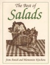 Best of Salads: From Amish and Mennonite Kitchens (Miniature Cookbook Collection) - Phyllis Pellman Good