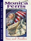 Sins and Needles (A Needlecraft Mystery, #10) - Monica Ferris