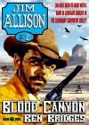 Blood Canyon (A Jim Allison Western) - Ben Bridges