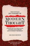 The Fontana Dictionary Of Modern Thought - Alan Bullock