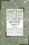 British Elections & Parties - Charles Pattie