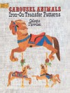 PATTERN: Carousel Animals Iron-on Transfer Patterns - NOT A BOOK