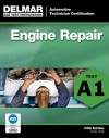 ASE Test Preparation - A1 Engine Repair - Delmar Publishers, Charles Ginther