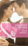 The Deputy Gets Her Man (Mills & Boon Cherish) (Men of the West - Book 27) - Stella Bagwell