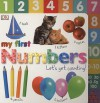 My First Numbers: Let's Get Counting - Roger Priddy