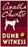 Dumb Witness (Masterpiece Edition Poirot) - Agatha Christie