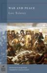 War and Peace - Lena Lencek, Joseph Frank, Constance Garnett, Leo Tolstoy