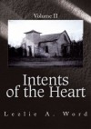 Intents of the Heart - Lezlie Tyson
