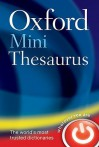 Oxford Mini Thesaurus - Sara Hawker