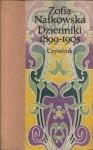 Dzienniki I 1899-1905 - Zofia Nałkowska
