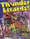 Thunder Lizards!: How to Draw Fantastic Dinosaurs - Steve Miller