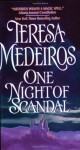 One Night of Scandal (Fairleigh Sisters 2) - Teresa Medeiros