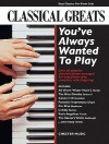 Classical Greats You've Always Wanted to Play - Music Sales Corporation