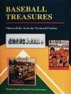 Baseball Treasures: Memorabilia from the National Pastime - Douglas Congdon-Martin