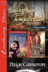 Lords of Temptation: The Earl's Intriguing Imposter / The Duke's Blind Temptation - Paige Cameron