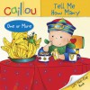 Caillou, Tell Me How Many - Fabien Savary, Pierre Brignaud