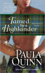 Tamed by a Highlander (Children Of The Mist, #3) - Paula Quinn