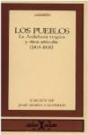 Los Pueblos - La Andalucia Tragica y Otros Articulos (1904-1905) - Azorín
