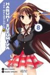 The Melancholy of Haruhi Suzumiya, Vol. 8 (Manga) - Nagaru Tanigawa, Gaku Tsugano, Noizi Ito