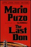 The Last Don (Random House Large Print) - Mario Puzo