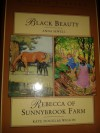 Black Beauty and Rebecca of Sunnybrook Farm - Anna Sewell, Kate Douglas Wiggin, Cecil Aldin, Glenn Steward