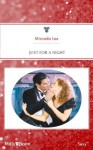 Mills & Boon : Just For A Night - Miranda Lee