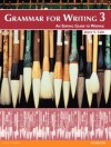 Grammar for Writing 1: An Editing Guide to Writing - Joyce S. Cain