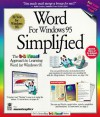 Word For Windows 95 Simplified - Ruth Maran