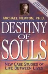 Destiny of Souls: New Case Studies of Life Between Lives - Michael Newton, Becky Zins