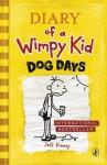 Dog Days [Book & CD] - Jeff Kinney