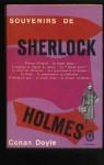 Souvenirs Sur Sherlock Holmes - Arthur Conan Doyle
