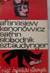 Pięć śmiechów głównych. - Jan Izydor Sztaudynger, Horacy Safrin, Jerzy Afanasjew, Maciej Józef Kononowicz, Włodzimierz Słobodnik