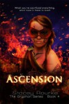 Ascension (The Gryphon Series) - Stacey Rourke