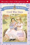 Hitty's Travels #1: Civil War Days (Hitty) - Ellen Weiss