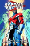 Captain Britain Omnibus - Alan Moore, Chris Claremont, Mike Collins, Paul Neary, Jamie Delano, Alan Davis, Mike Carlin, Dave Thorpe, Steve Craddock