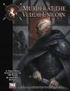 Thieves' World: Murder At The Vulgar Unicorn (Thieves World) - Owen K.C. Stephens