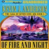 Of Fire and Night - Kevin J. Anderson, David Colacci