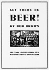 Let There Be Beer! - Bob Brown