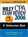 Wiley CPA Exam Review 2006 (Wiley Cpa Examination Review (4 Vol Set)) - Patrick R. Delaney, O. Ray Whittington