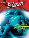 9½ Days (Harlequin Blaze) - Mia Zachary