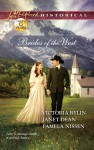 Brides of the West: Josie's Wedding DressLast Minute BrideHer Ideal Husband - Victoria Bylin, Janet Dean, Pamela Nissen