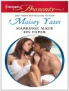 Marriage Made on Paper (Harlequin Presents) - Maisey Yates
