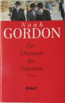 Der Diamant des Salomon - Noah Gordon, Thomas A. Merk