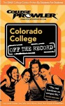 Colorado College - Greg Lestikow, Jennifer Small, Adam Burns