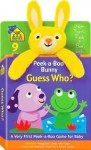 Guess Who?: Peek-a-boo Bunny - Charlotte Ferrier, Mandy Stanley