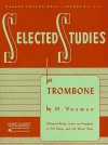 Selected Studies: Trombone (Rubank Educational Library) - H. Voxman