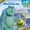 Meet the Monsters (Disney/Pixar Monsters Inc.) - Billy Wrecks