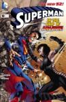 Superman #10 - Dan Jurgens, Keith Giffen, Jesús Merino, Ivan Reis, Eber Ferreira
