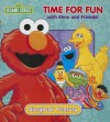 Sesame Street Time for Fun with Elmo and Friends! Storybook Treasury - Dalmatian Press